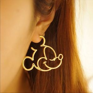Jewelry - New! Mickey Mouse Earrings